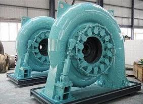 Hydro Power Francis Turbine pictures & photos