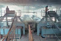 Assembled Type Coal Fired Single and Binary Steel Wire Galvanizing Furnace