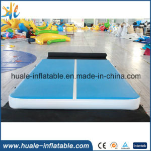 Dwf Material Inflatable Air Track, Inflatable Floor Mat