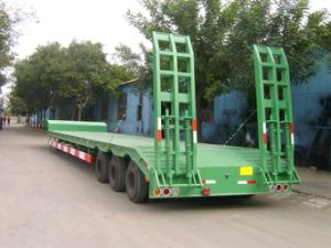 Low Bed Trailer (BJQ9389TDP)