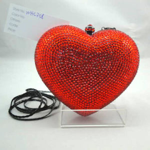 Crystal Evening Bag (WHC358-2RED)