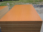 PU Paper Faced MDF for Furniture. Cabinet or Decoration