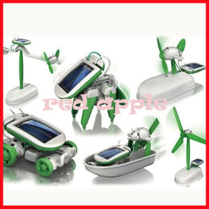 Solar Energy Toy for Christmas