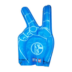 PE Inflatable Cheering Hands for Games pictures & photos