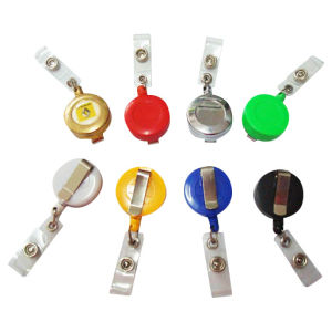 Wholesale Hot Sale Retractable Badge Holder for Promotional pictures & photos