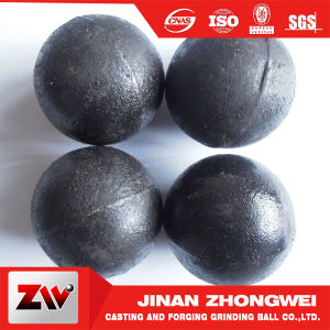 High Chrome High Hardness Cast Iron Ball pictures & photos