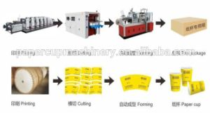 Embossing Die Cutting Machine with Stripping pictures & photos
