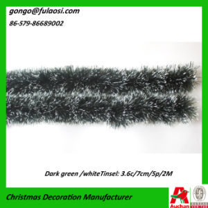 Xmas Tree Tinsel Garland