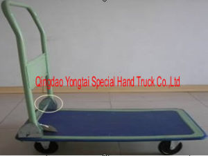 Steel Platform Hand Truck (PH120) pictures & photos
