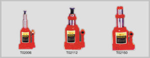 Hydraulic Bottle Jack (Twin Jack) pictures & photos