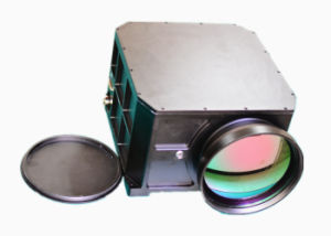 Long Range Mwir Cooled Thermal Security Camera 300mm/75mm Lens pictures & photos