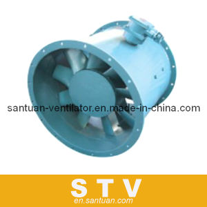 CBZ Series Marine Explosion-Proof Axial Flow Fan