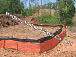 PP Woven Silt Fence Fabric pictures & photos