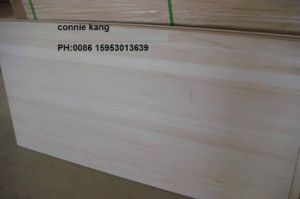 Paulownia Edge-Glue Panels/Board