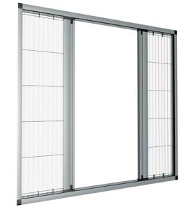 Aluminium Fly Screen - Folding Flyscreen pictures & photos