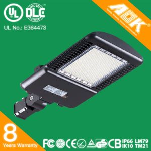 Dlc UL cUL Listed 8 Years Warranty Parking Lot LED Light/ Parking Garage