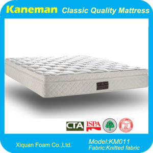 2016 Hot Selling Wholesaler Price Pocket Spring Mattress with Memory Foam pictures & photos