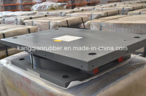 Guide Sliding Pot Bearing for Bridge Sold to England pictures & photos