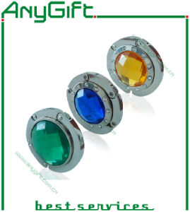 Metal Purse Hanger with Customized Color (LAG-pH-06) pictures & photos