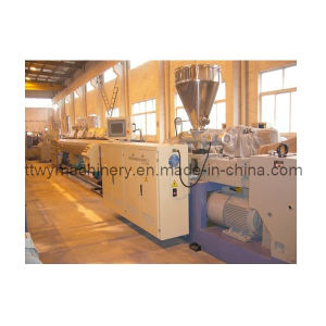 Plastic PVC/UPVC Pipe Production Line Machine (TPVC-125) pictures & photos