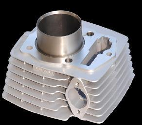Motorcycle Cylinder Block (255FM)