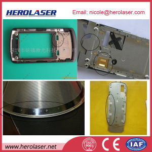 USB Manufacturing Production Line Fiber Transfering Spot Laser Welding Machine with Energy Feed Back System pictures & photos