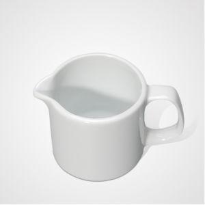 High Quality Ceramic Restaurant Super White Creamer pictures & photos