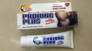 Prolong Plus Penis Erection Sex Delay Cream Increase Sexual Performance Gh022 pictures & photos