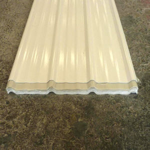 FRP Gel Coat Corrugated Sheet (LR-JW) pictures & photos