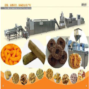 Puffed Snacks Production Line (DS56-III)