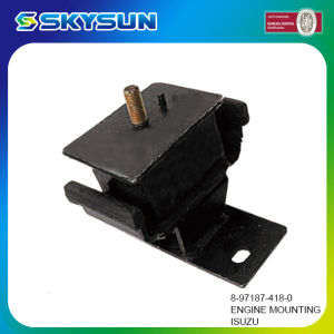 Japanese Truck Spare Parts Engine Mount 8-97187-418-0 for Isuzu pictures & photos