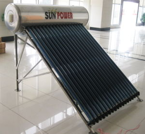 Heat Pipe Solar Water Heater (SPP) pictures & photos