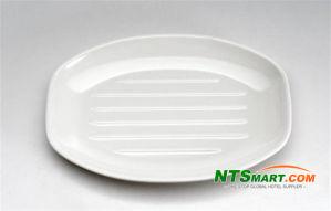 Melamine Plate/Plastic Dinnerware (4628/4621) pictures & photos