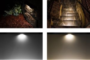 LED Hardscape Light for Step Lighting Stair Lighting with Lighting Direction Adjustable pictures & photos
