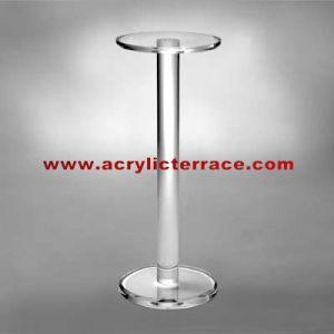 Acrylic Pedestal (5PD290018)