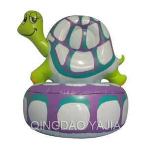 Pvc Inflatable Children Sofa-Tortoise(1013)