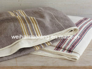Fire Retardant Modacrylic Airline/Aviation Blanket (NMQ-AZ010) pictures & photos
