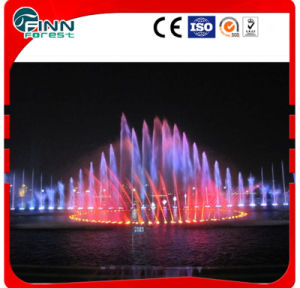 Large Project Can Be Customized Outdoor Music Fountain with Colorful LED Light pictures & photos