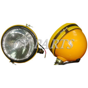 Excavator Used Iron Round Light pictures & photos