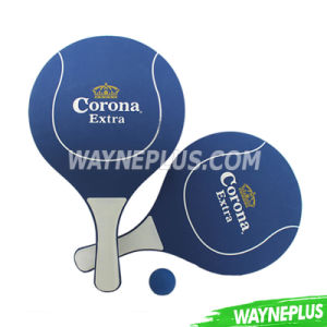 Corona Hot Selling Wooden Racket - Wayneplus pictures & photos