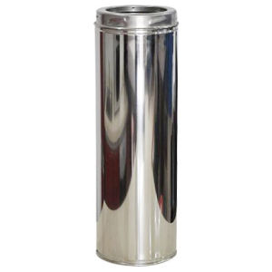 Ce Stainless Steel Stove Chimney Pipe pictures & photos