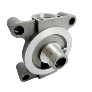 OEM and ODM Aluminum Die Casting Part for Filter Base pictures & photos