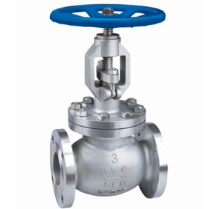 BS1873 Stainless Steel Flanged Globe Valve (J41H)