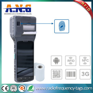 Android Printer Terminal UHF RFID Reader with GPS / WiFi / Bluetooth pictures & photos