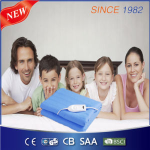 Blue High Quality Heating mattress with Ce GS Certificate pictures & photos