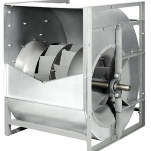 Belt Driven Centrifugal Fans with Double Inlet Backward Curved Impeller Centrifugal Fans pictures & photos
