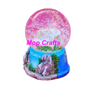Polyresin Snowdome Souvenir of Jelusalem Holyland Snow Globe Crafts pictures & photos