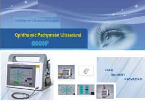 Ultra Portable Ophthalmic and Ophthalmic Pachymeter (6000P) pictures & photos