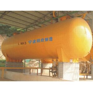 Liquefied Petroleum and Ammonia Liquid Gas Tank