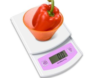 2014 Electronic Digital Cheap Kitchen Scale in ABS Plastic